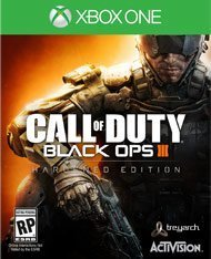 Call Duty Black Hardened Xbox One