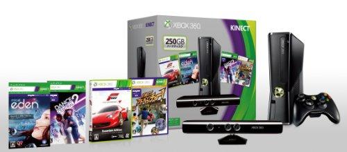 Xbox 360 250GB Kinect X30D7 X30EC