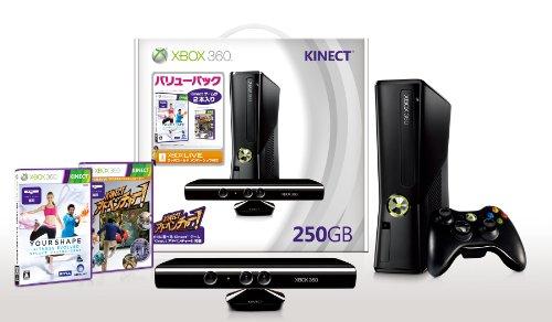 Xbox 360 250GB Kinect X30D0 X30EA