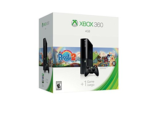 Xbox 360 System Console Peggle Bundle