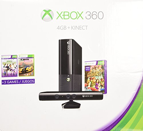 Xbox 360 Kinect Holiday Horizons Adventures
