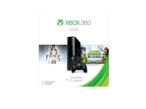 Xbox 360 Spring Bundle Anniversary Zombies