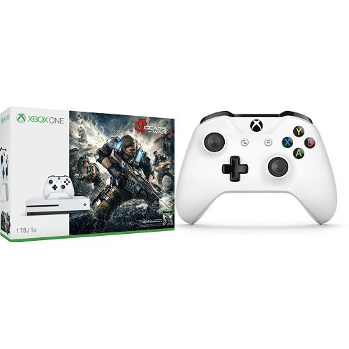 Xbox One 1TB Console Controller Bundle