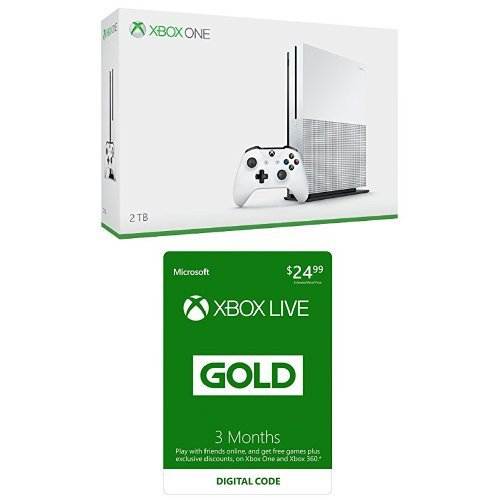 Xbox One 2TB Console Launch Membership
