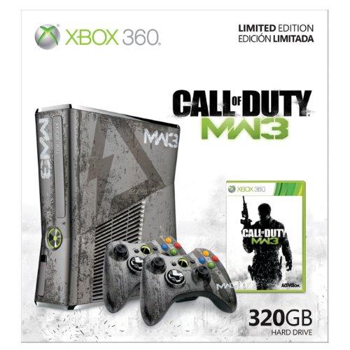 Xbox 360 Limited Call Duty Warfare