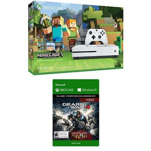 500GB Minecraft Bundle Gears Standard Digital