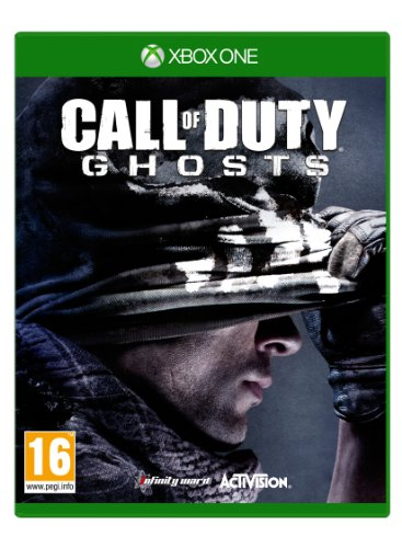Call Duty Ghosts Microsoft XBox