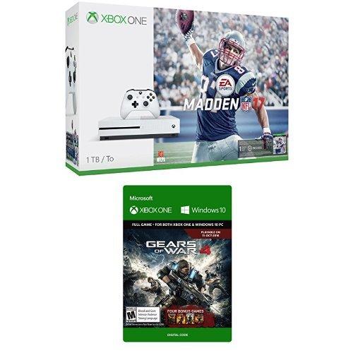 Xbox Madden Bundle Gears Standard Digital