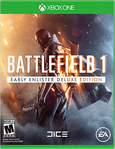 Battlefield Early Enlister Deluxe Xbox One