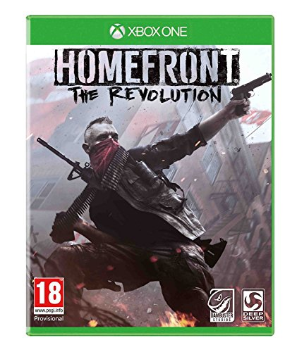 Homefront Revolution Xbox One