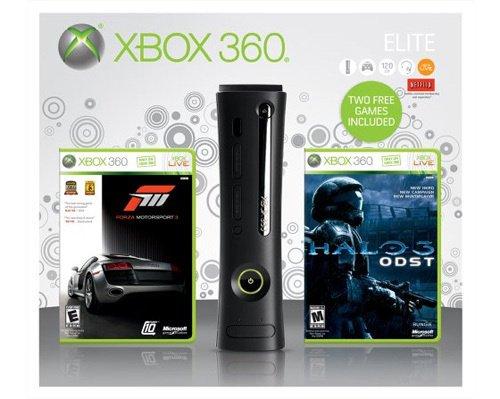 Xbox Elite 120GB Forza Halo