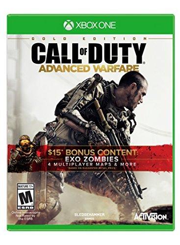 Call Duty Advanced Warfare Gold Activision