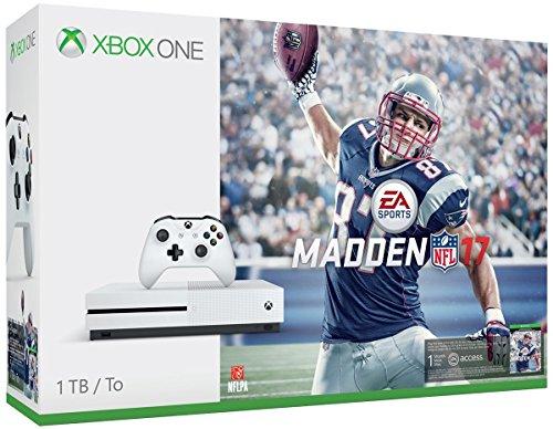 Xbox One 1TB Console Madden Bundle