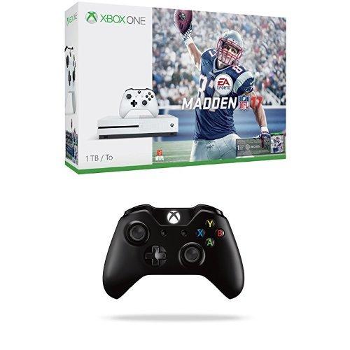 Xbox One 1TB Console Wireless Controller