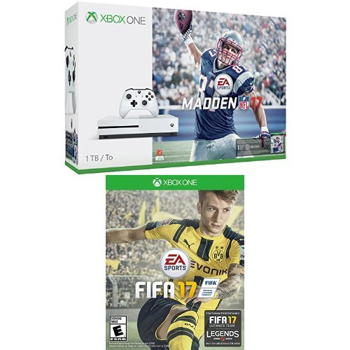 Xbox One 1TB Console Madden Bundle
