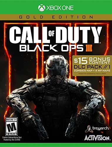 Call Duty Black Ops Gold Xbox