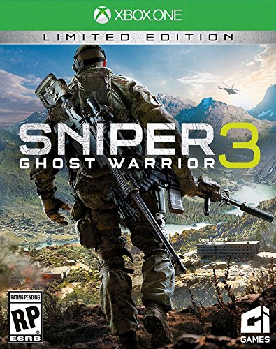 Sniper Ghost Warrior Xbox One Limited