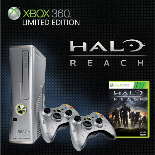 Xbox 360 250GB Reach Console Bundle