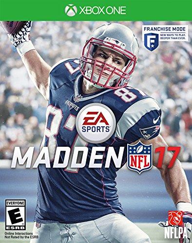 Madden NFL 17 Standard Xbox One