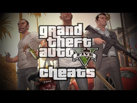Alle GTA V Cheats für PS3 und XBox 360 auf einen Blick