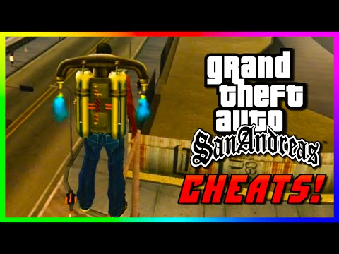 GTA San Andreas Xbox 360 CHEATS – Best & Funny San Andreas Xbox 360 Remastered Cheats! (GTA: SA)