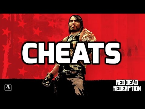 Red Dead Redemption Cheats, Cheat Codes XBOX 360, PS3, PC