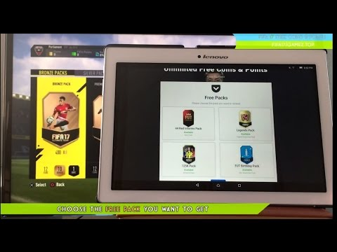 Fifa 17 Hack Unlimited Free Coins & Points To Cheats PS XBOX MOBILE, PC