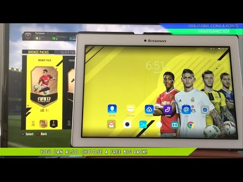 FIFA 17 Hack ⚽️ 9,999,999 Free Coins Points ⚽️ Cheats [PS, XBOX MOBILE PC]