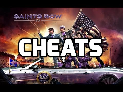 Saints Row 4 Cheats, Cheat Codes PS4, XBOX ONE, PS3, XBOX 360, PC