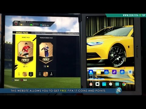 FIFA 17 Hack 🏆 Unlimited Free Coins Glitch 🎮 Points Cheats (Xbox/PS/Mobile/Windows)