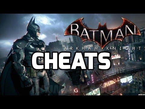 Batman Arkham Knight One Cheats, Cheat Codes PS4, XBOX ONE