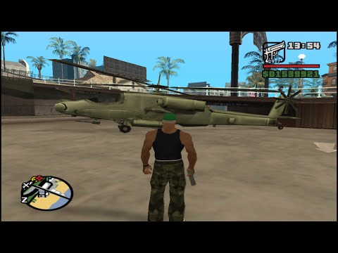 GTA San Andreas – Cheats PC/XBOX 360/PS2/Mobile/Android