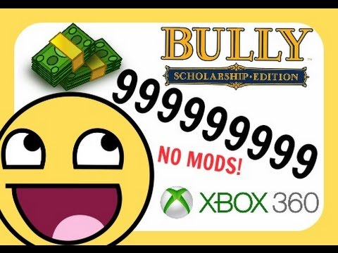 HOW TO GET UNLIMITED MONEY ON BULLY! – All Bully Cheats Tutorial – Xbox 360