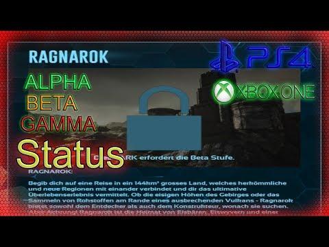 ARK PS4 XBOX 🇩🇪 Ragnarok freischalten – Alpha Beta Gamma Status / Stufe / Rang. Cheat zu Ragnarok