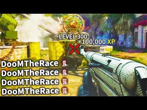 COD WW2: LEVEL 300! #1 PRESTIGE MASTER ROAD to LEVEL 1000 Call of Duty: WWII Multiplayer