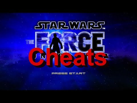 Star Wars the Force Unleashed All Cheats Gameplay Xbox 360