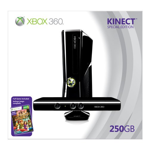 Xbox 360 250GB Console Kinect