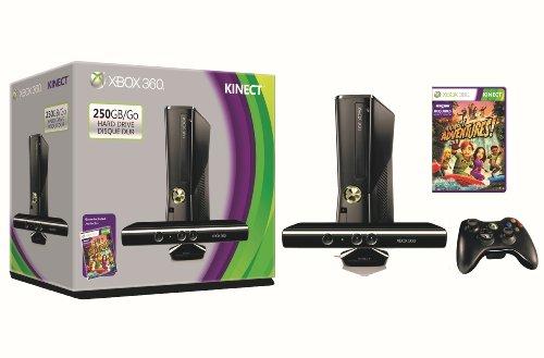 Microsoft Xbox 360 System Kinect Bundle