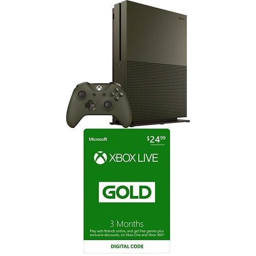 Xbox One 1TB Console Battlefield Membership