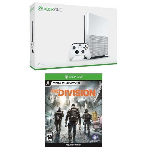 Xbox One 2TB Console Clancys Division