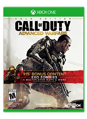 Call Duty Advanced Warfare Gold Xbox