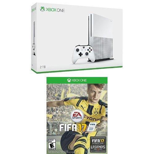 Xbox One 2TB Console FIFA 17