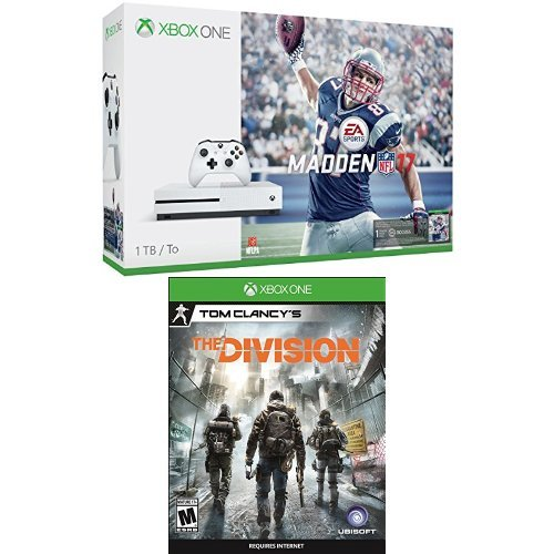 Xbox One 1TB Console Clancys Division