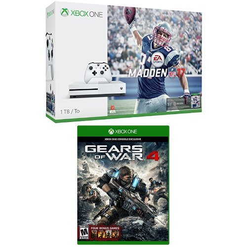 Xbox Madden Bundle Gears Standard Physical