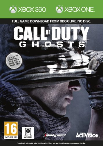 Call Duty Ghosts Digital Combo
