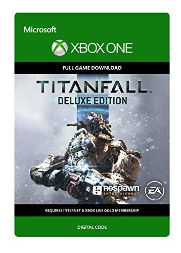 Titanfall Deluxe Xbox Digital Code