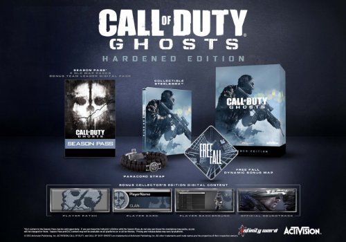 Call Duty Ghosts Hardened Xbox One