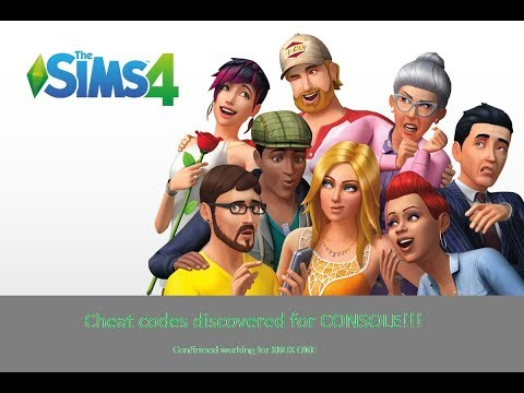 Sims 4 Cheats Discovered For Console! (Xbox One Confirmed Working)