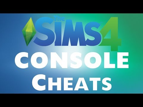 How To Enable Cheats For Sims 4 – Xbox One/PS4