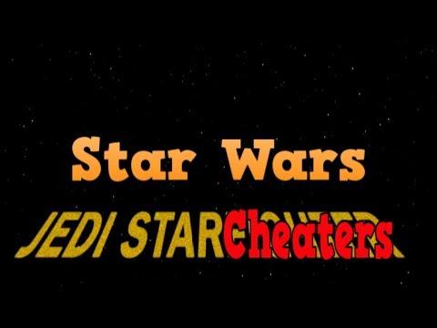 Star Wars Jedi Starfighter All Cheats Gameplay Xbox